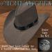 Desert Sand Suede Ice CB Hat Stone's Works
