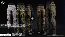 [WAZ] Integrated Tactical Pants (Fatpack) BOXED [Add/Rezz]