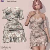 [Eternus] Raspberry Dress (Flowers Light)
