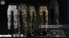 [WAZ] Integrated Tactical Pants (Black Ops) BOXED [Add/Rezz]