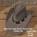 Amer Eagle Desert Sand CB Hat Stone's Works