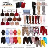 .: ryvolter :. Naya Wedge Boots - Black (rez)