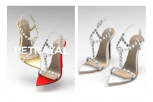 BETRAYAL. Kristal Baguette Sandals FATPACK Maitreya, Belleza, Slink, Legacy