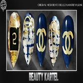 {BK}Ochoa Bento Nails Set1 Revised. {ADDME}