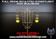 Full perm  Streetlight  2 For builder + Maps!