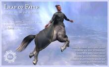 Jinx : Leap of Faith Pose HUD for the Centaur