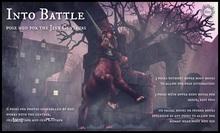 Jinx : Into Battle Pose HUD for the Centaur