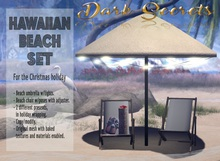 Dark Secrets - Hawaiian Beach Set - Add