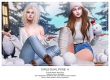 Lyrium. Girls Dual Pose 4