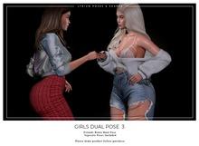 Lyrium. Girls Dual Pose 3
