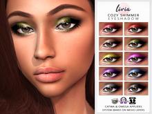 LIVIA Cozy Shimmer Eyeshadow [Catwa / Omega / System-BOM]