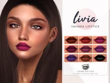LIVIA Sahara HD Lipstick [Catwa HD Appliers]