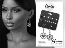 LIVIA Bloom Earrings DEMO