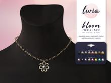 LIVIA Bloom Necklace