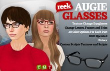 Reek - Augie Glasses - Eyeglasses and Sunglasses