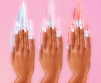 #*.bunnyboo.* baby loves nails FATPACK