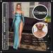 [RnR] Swag Whisper Formal Dress Outfit for Maitreya Lara Mesh Body (Sky) [BOX]