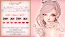 [KRR] Sweet Girl makeup set for HARO Makeup project