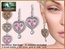 Bliensen + MaiTai - Hermine - Earrings