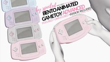 Spoiled - Gametoy Bento Animated Fatpack