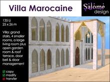 Villa Marocaine - Moroccan Villa