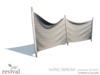.:revival:. wind break canvas stripe