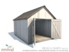 .:revival:. beach shed white