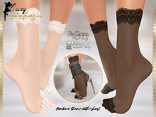 LB - Krissy Ankle Lace Socks GIFT APPLIER HUD+BOM Layers
