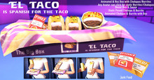 Junk Food - El Taco Box