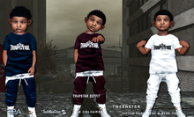 R2A KIDS TRAPSTAR OUTFIT W/HUD