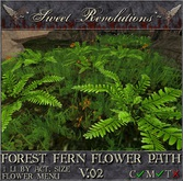 ~*SR*~ Forest Fern Flower Path V.02 ~ all Flowers Box