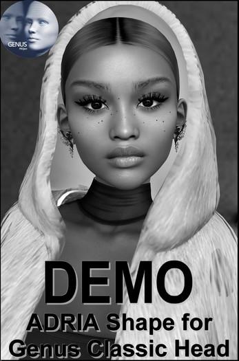 ::anoOsh:: DEMO ADRIA Shape *GENUS Classic Head <3