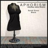 !APHORISM! - Sarah Dress Black