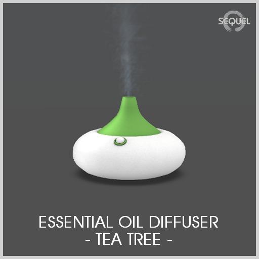 Sequel - Essential Oil Diffuser - Tea Tree