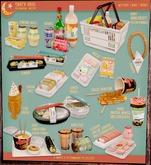.random.Matter. - Snack Haul - Fish Bread [Strawberry]