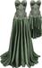 RIOT / Ivy Dresses - Moss | Maitreya / Belleza / Slink / Legacy