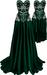 RIOT / Ivy Dresses - Forest | Maitreya / Belleza / Slink / Legacy