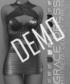 DEMO - Pure Poison - Grace Dress