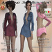 bag Dress Marcy BENTO *Arcane Spellcaster*
