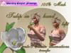 Tulip in left hand Bento&Classic anim., white_001TR_6a