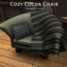 Trompe Loeil - The Cozy Cocoa Chair