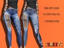 ::Smexy:: Artsy Jeans Legacy