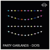 Sequel - Party Garlands - Dots