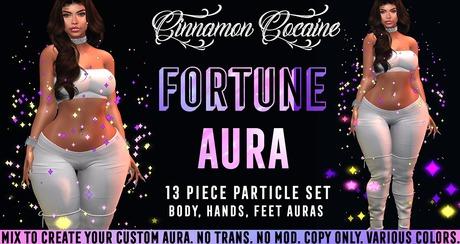 [Cinnamon Cocaine] Fortune Aura