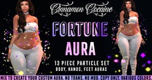 [Cinnamon Cocaine] Fortune Aura