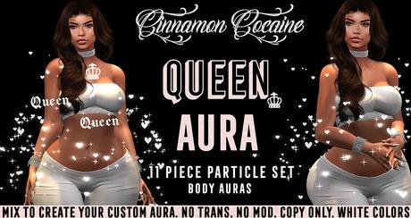 [Cinnamon Cocaine] Queen Aura I