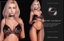 - Sweet Art - Briana Shape / Genus Baby Face