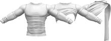 RIOT / Mason Shirt - White | Jake/ Gianni / Legacy