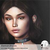 Elemiah.shapes.LEL11 - for Lelutka Bento head NOVA & Maitreya