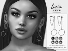 LIVIA Nala Earrings DEMO